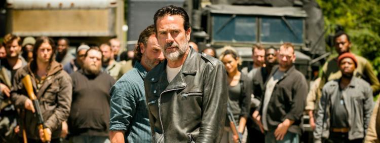 Cena de episódio de Walking Dead - Foto: Divulgação