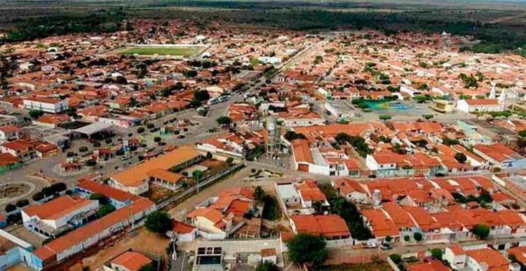 Não cai uma chuva suficiente para abastecer as reservas do município a mais de um ano - Foto: Reprodução | Google Maps