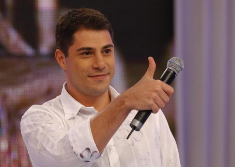 Evaristo Costa é âncora do Jornal Hoje da Rede Globo - Foto: Divulgação | TV Globo