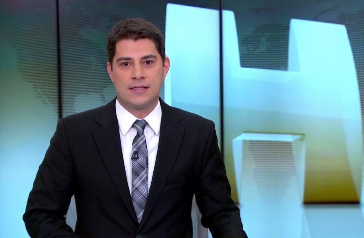 Evaristo Costa não renovará contrato com a TV Globo - Foto: Divulgação | TV Globo