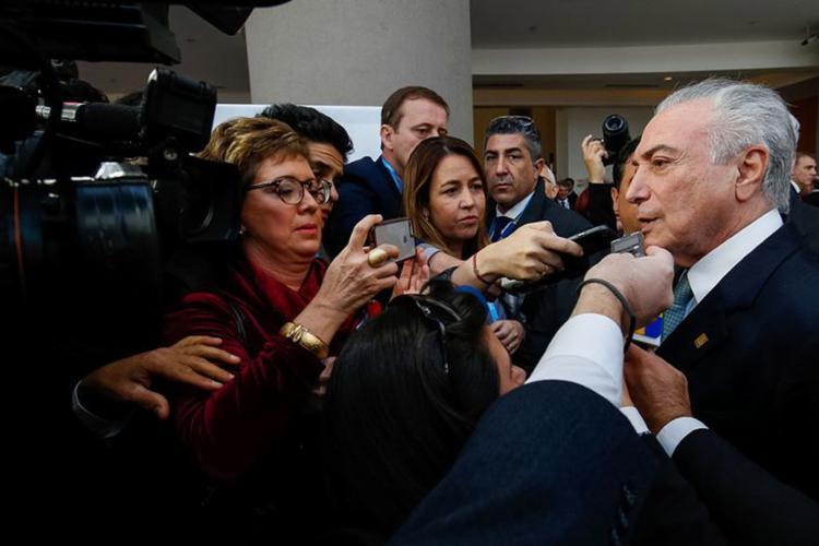Presidente diz que 'todos compreenderão', inclusive a Fiesp - Foto: Alan Santos l PR