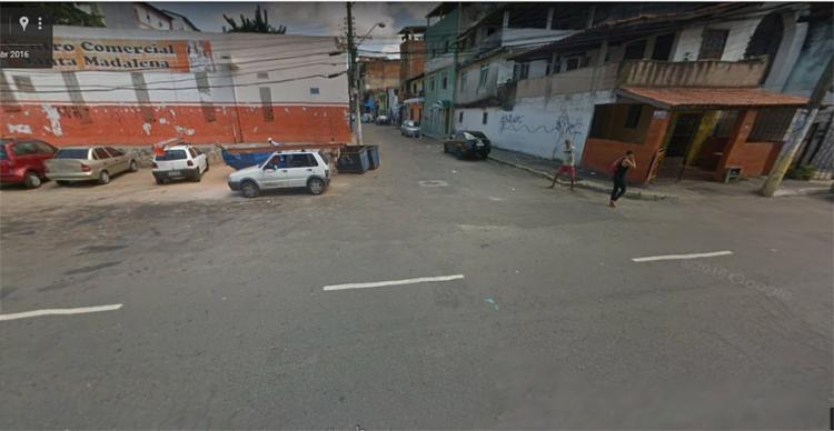 Os crimes aconteceram na localidade conhecida como Baixa da Égua - Foto: Reprodução | Google Maps