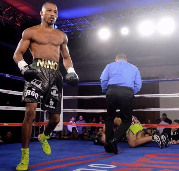 Pugilista baiano está invicto no boxe profissional - Foto: Reprodução l Instagram