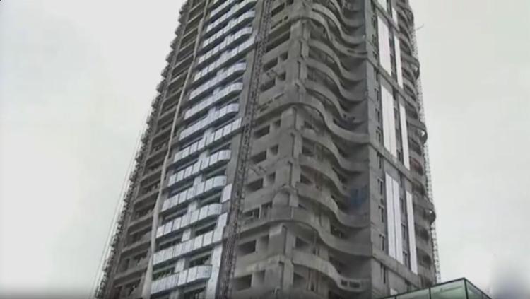 Operário trabalhava na montagem de elevador quando houve acidente - Foto: Reprodução | TV Bahia
