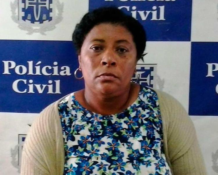 Antônia Cláudia da Conceição Cruz disse que gastou R$ 15,8 mil em roupas, perfumes e alimentação - Foto: Divulgação | Polícia Civil