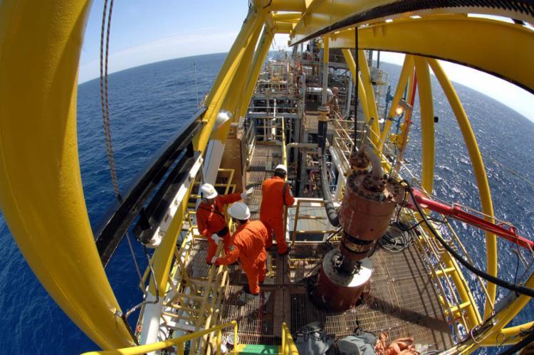 Ao todo, serão oito embarcações, que vão ampliar a produção em mais de 1 milhão de barris por dia - Foto: Stéferson Faria | Ag. Petrobras