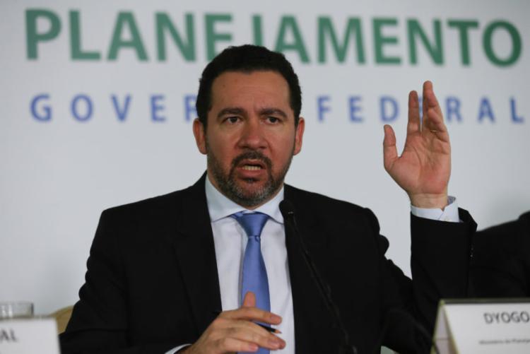 Dyogo Oliveira afirma que é preciso reduzir as despesas com pessoal - Foto: Fabio Rodrigues Pozzebom | Agência Brasil | Fotos Públicas