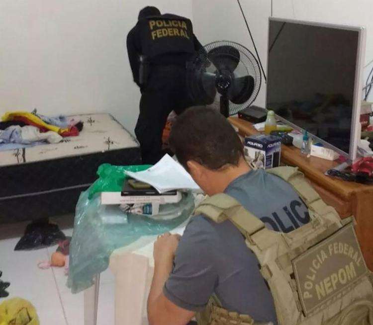 Foram cumpridos 72 mandados de busca e apreensão - Foto: Divulgação   PF