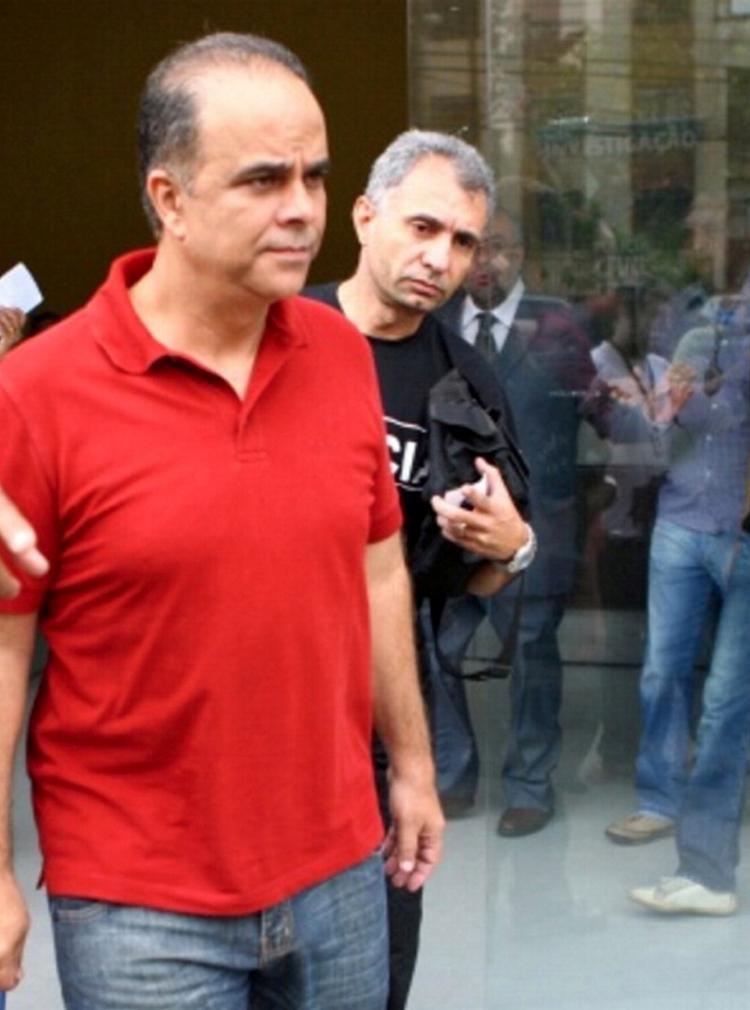 As informações foram escritas à mão por Valério na penitenciária - Foto: Charles Silva Duarte l Estadão Conteúdo