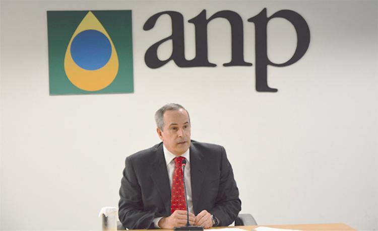 Em coletiva, diretor-geral da agência fez balanço e divulgou ações futuras - Foto: Divulgação l ANP