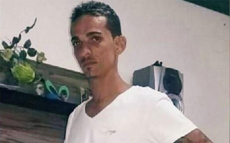 Edivanildo foi raptado dentro de casa quando cuidava dos filhos - Foto: Reprodução | Simões Filho