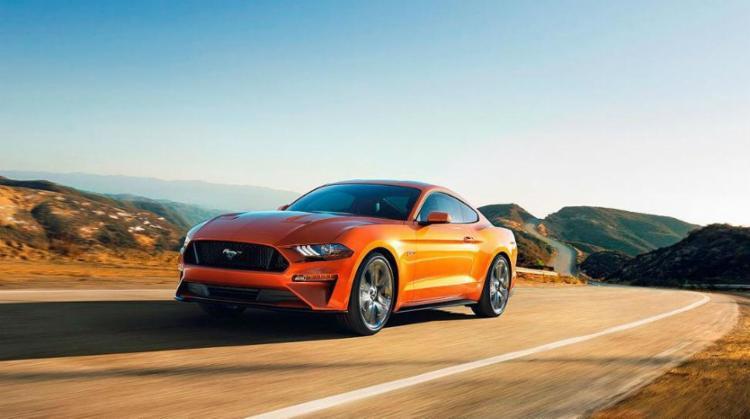 """Mustang GT 2018 será o mais """"rápido de todos os tempos"""" - Foto: Divulgação"""