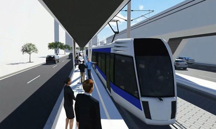 VLT vai substituir os trens do subúrbio ferroviário com 19 km e 21 paradas ligando a região do Comércio a Paripe - Foto: Divulgação l Ascom Casa Civil