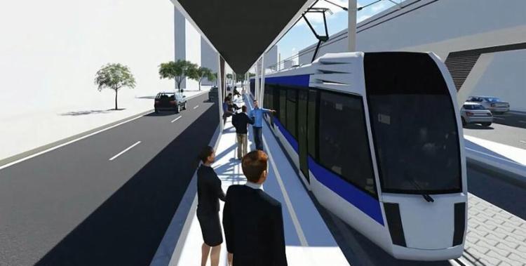 VLT vai substituir os trens do subúrbio ferroviário - Foto: Divulgação l Ascom Casa Civil