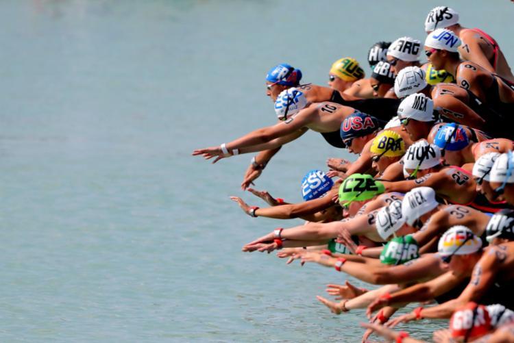Boa parte dos atletas que competiu no Mundial de Budapeste, na Hungria, foi ao Canadá competir - Foto: Satiro Sodré | SSPress | CBDA