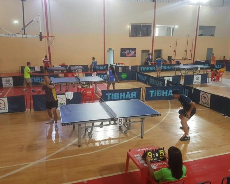 Campeonato terá várias partidas realizadas ao mesmo tempo para definição dos campeões - Foto: ABTM | Divulgação