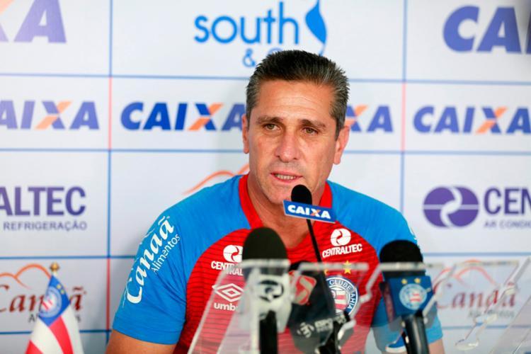Jorginho está motivado para o duelo contra o Sport - Foto: Divulgação | E.C. Bahia