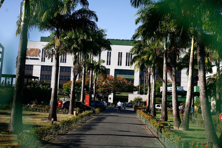 Hospital São Rafael (HSR) realiza todo ano cerca de 700 mil atendimentos e 12 mil cirurgias - Foto: Divulgação