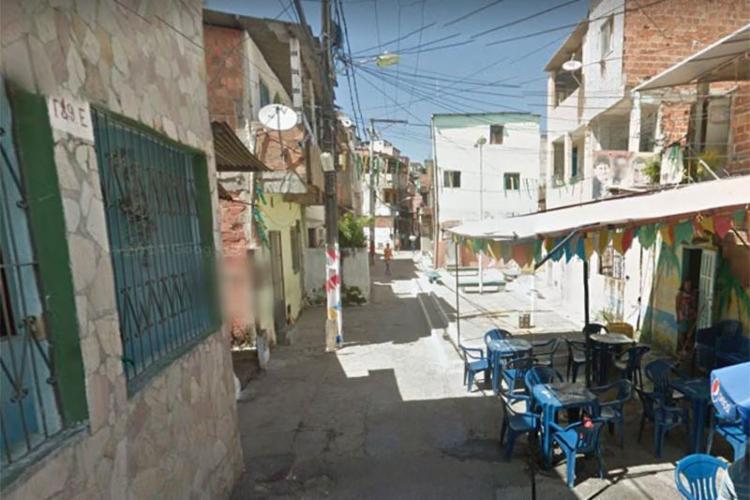 Crime aconteceu no bairro da Federação - Foto: Reprodução | Google Maps