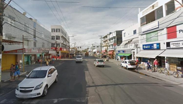 Acidente aconteceu no bairro de Caminho de Areia - Foto: Reprodução | Google Maps