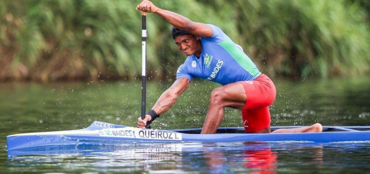 Baiano usa a competição como um 'treino de luxo' para o Mundial Sênior - Foto: Divulgação