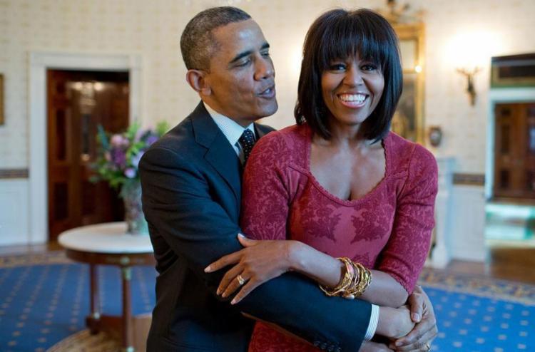 Barack e Michele tinham 24 anos de casados - Foto: Casa Branca | Divulgação | Fotos Públicas