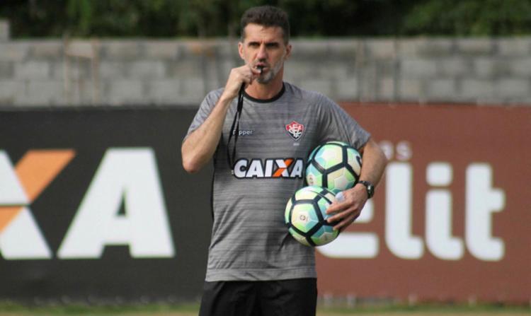 Equipe rubro-negra está motivada com a chegada de Mancini - Foto: Maurícia da Matta   Divulgação   ECVitória