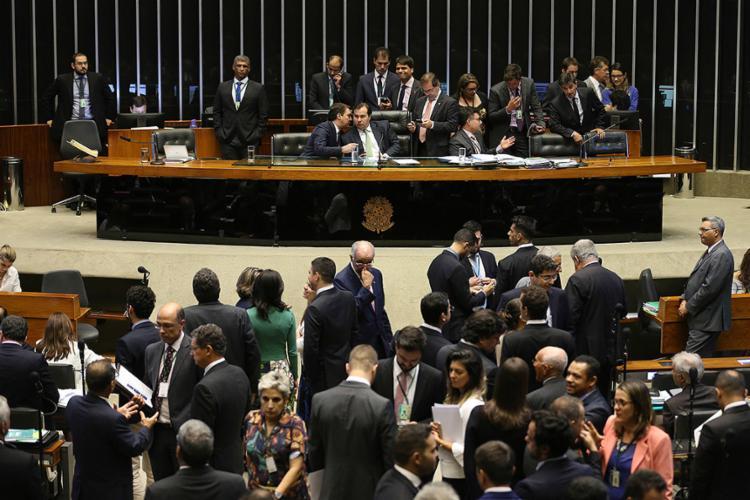 A avaliação é que Temer sairá vitorioso no plenário - Foto: Fabio Rodrigues Pozzebom l Agência Brasil l 18.4.2017