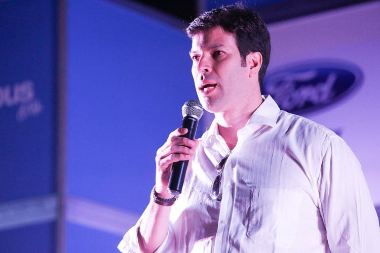 Tonico Novaes, diretor da Campus Party - Foto: Campus Party l Divulgação