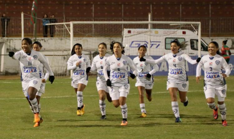 Pinheirense vence Portuguesa no agregado e é campeão do Brasileiro Feminino A2 - Foto: Robson Fernandes / All Sports
