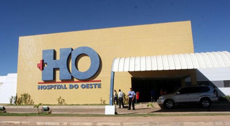 Vítima estava internada no Hospital do Oeste - Foto: Manu Dias   GOVBA