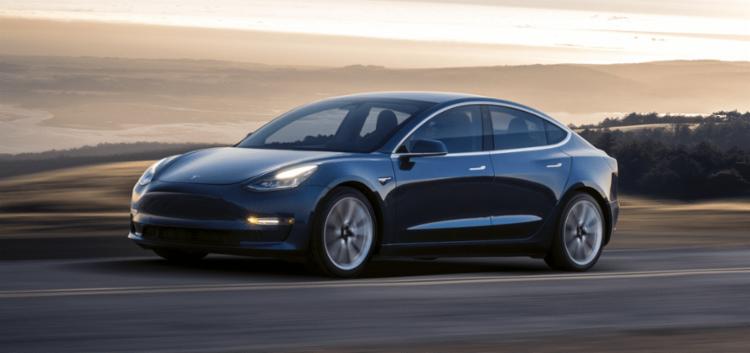 O Model 3 já têm 30 modelos produzidos - Foto: Tesla | Divulgação