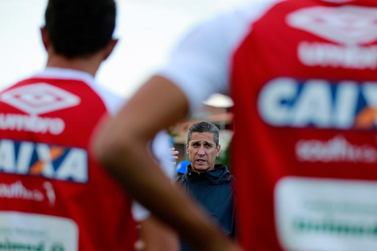 Com Jorginho, time passou as últimas cinco partidas, num período de 50 dias, sem vencer em casa - Foto: Felipe Oliveira l EC Bahia