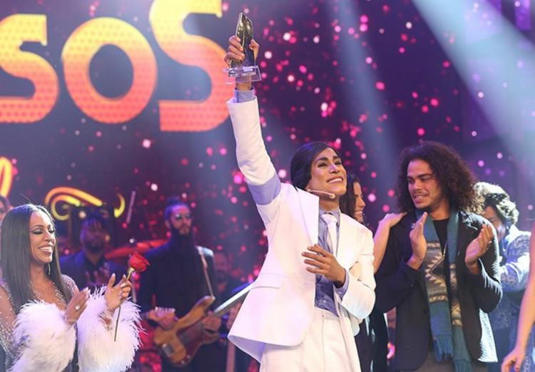 Ícaro levou um carro 0 km como prêmio - Foto: Reprodução | Tv Globo
