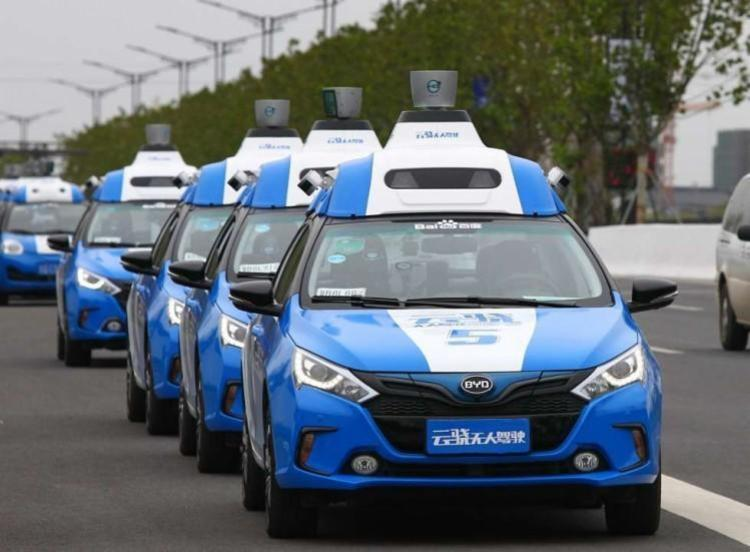 Baidu, site de buscas líder na China,lança o primeiro veículo autônomo - Foto: Divulgação Baidu