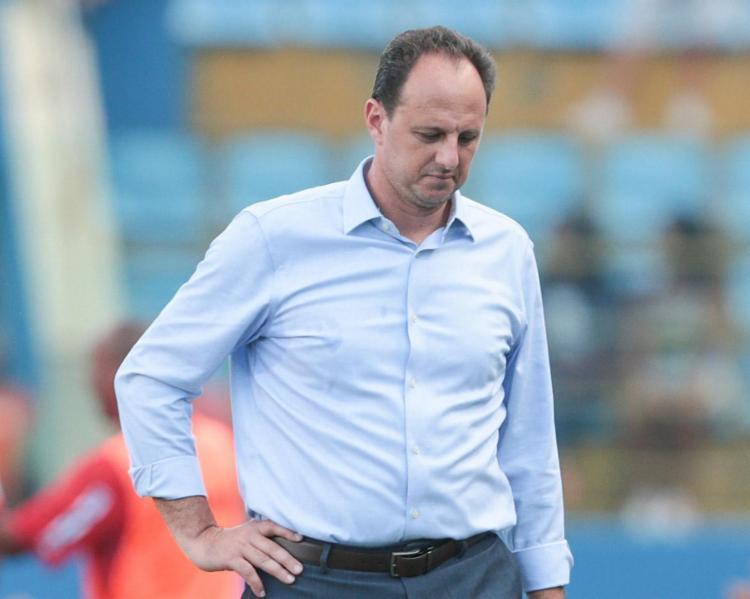 O ex-goleiro comandou o São Paulo em 34 partidas, com 14 vitórias, 11 empates e nove derrotas - Foto: Aniel Teixeira l Estadão Conteúdo