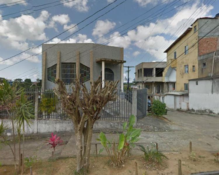 O crime aconteceu na rua das Espatódias - Foto: Reprodução   Google Maps