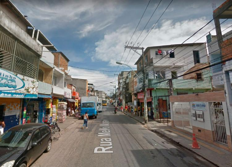 Bombeiros já foram acionados - Foto: Reprodução | Google Maps