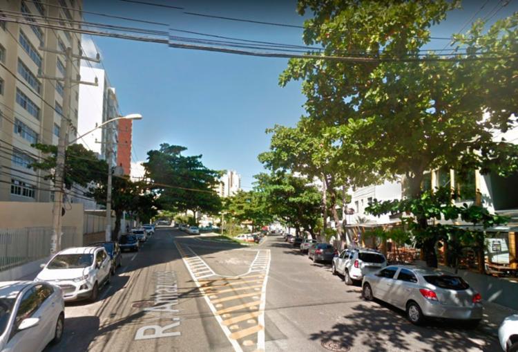 Equipes da Coelba já se encontram no local - Foto: Reprodução | Google Maps