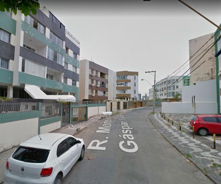 O incidente aconteceu na rua Monsenhor Gaspar Sadoc, por volta das 17h - Foto: Reprodução | Google Maps