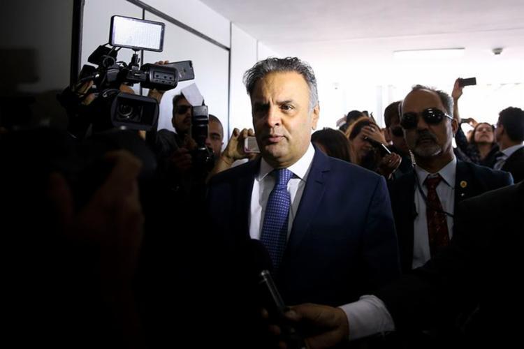 STF negou pedido de prisão de Aécio - Foto: Marcelo Camargo l Agência Brasil