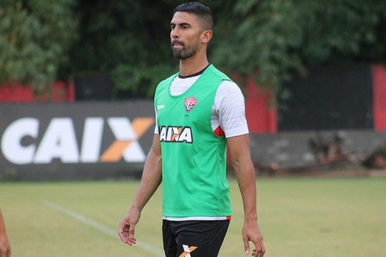 Santiago Trelléz foi aprovado nos exames e está perto de ser oficializado - Foto: Mauricia da Matta l EC Vitória