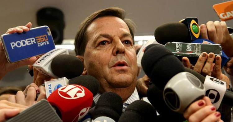 Zveiter é investigado em suposto esquema de compra de votos nas eleições de 2014 - Foto: Wilson Dias l Agência Brasil