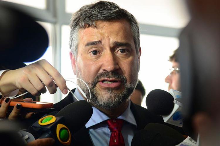 Paulo Pimenta (PT-RS) dispara: Temer usa cargo para compra de votos contra sua denúncia - Foto: Antonio Cruz l Agência Brasil