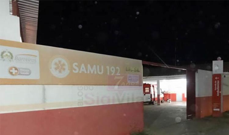 Sede do Samu está sem vigilante desde o ano passado - Foto: Reprodução | Sigi Vilares