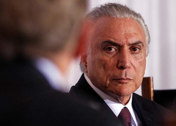 O presidente já admite a interlocutores próximos que pode fazer 'ajustes' na portaria - Foto: Beto Barata | PR | 13.06.2017