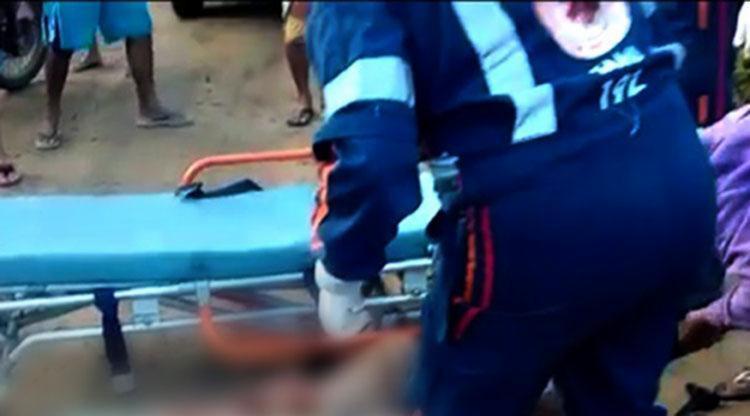 Vítima estava internada em estado grave no Hospital Municipal de Teixeira de Freitas - Foto: Reprodução | Recôncavo News