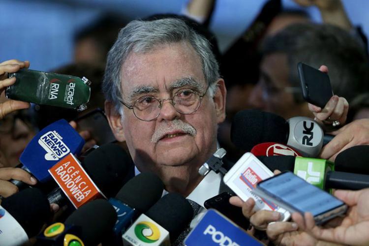 Advogado de Temer diz que denúncia é baseada em suposição e foge da realidade - Foto: Wilson Dias l Agência Brasil