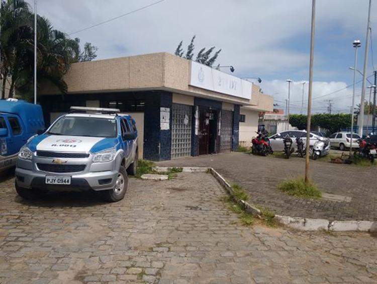 Delegacia de Itinga abrigava 29 presos na hora em que Osias foi morto, no último sábado - Foto: Raul Aguilar l Ag. A TARDE