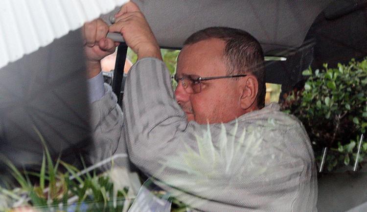 Geddel apareceu de cabeça raspada na audiência de custódia - Foto: Dida Sampaio | Estadão Conteúdo